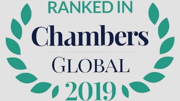 Chambers Global 2019