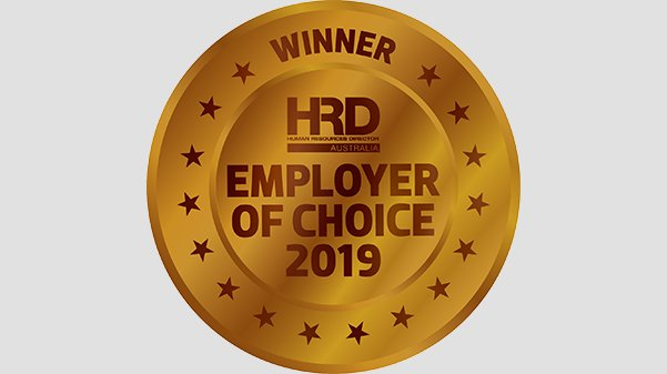 HRD Employer of choice 2018 - Career Progression