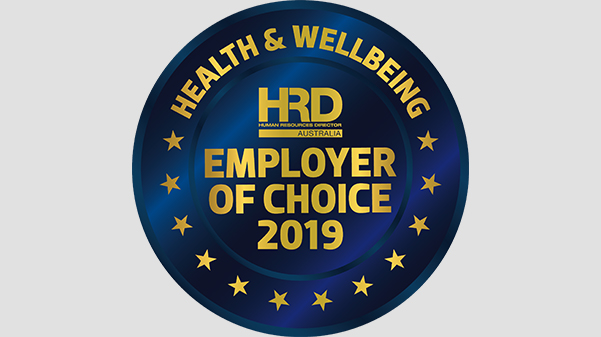 HRD Employer of choice 2017 - Work Life Balance