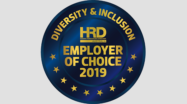 HRD Employer of choice 2017 - Diversity & Inclusion